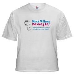 Mitch Williams Magic T-shirt