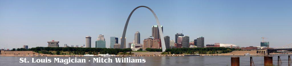 St. Louis Magician - Mitch Williams